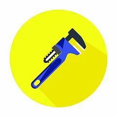 Ключи газовые, рожковые, разводные