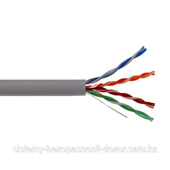 UTP-5e 4х2хAWG 24/1 (0.48) PVC Kazcentrelectroprovod