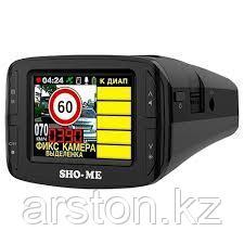 Видеорегистратор с радар-детектором Combo №3 iCatch
