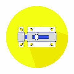 Шпингалеты дверные