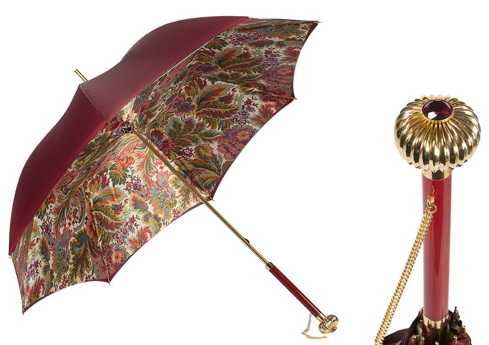 Зонт женский Pasotti с двойным куполом. Производство Италия