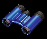 Бинокль туристический Nikon Aculon T01 8x21, Относительная яркость: 6,8, Сфера применения: Туризм, Цвет: Синий