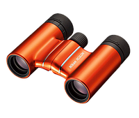Бинокль туристический Nikon Aculon T01 8x21, Относительная яркость: 6,8, Сфера применения: Туризм, Цвет: Оранж