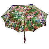 Женский зонт ручной работы. Италия. Двойной купол, фото 2