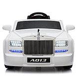 Электромобиль детский Rolls Royce, фото 3