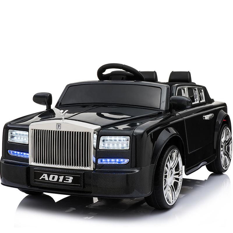 Электромобиль детский Rolls Royce