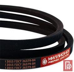Ремни приводные резинотканевые,клиновые,вариаторные автомобильные ГОСТ 1284.2-89