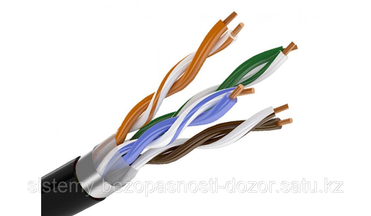 FTP-5e 4х2хAWG 24/1 (0.51) PE1 Kazcentrelectroprovod