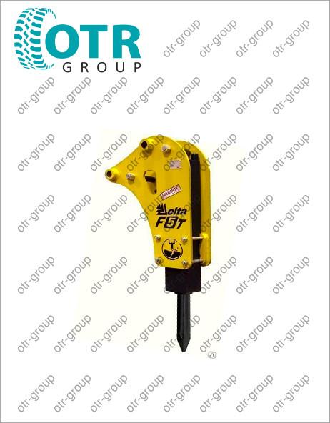 Гидромолот на экскаватор погрузчик Case 695 Super R