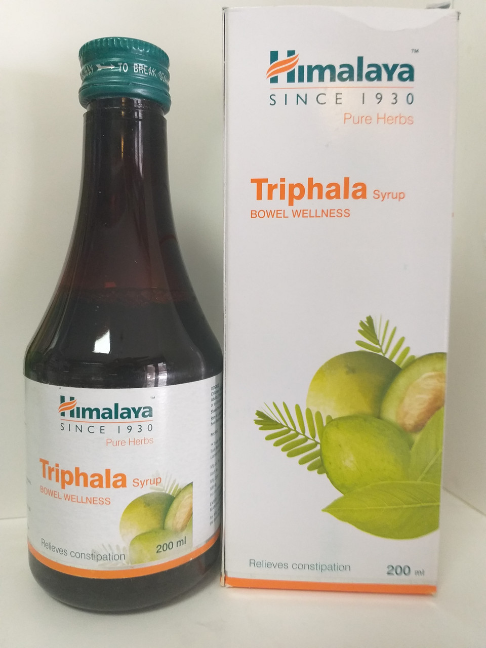 Сироп трифала, 200мл, Хималая,  Triphala syrup,Himalaya