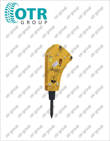 Гидромолот на экскаватор погрузчик Case 580B