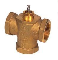Клапан регулирующий седельный трехходовой MK (резьбовой) Dn-25 MUT Pn 16 бар Тмах 150