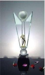 Наградная статуэтка «Гольф»