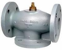 Клапан регулирующий седельный трехходовой MK (Фланцевый ) Dn-65 MUT  Pn -16 бар Тмах 150