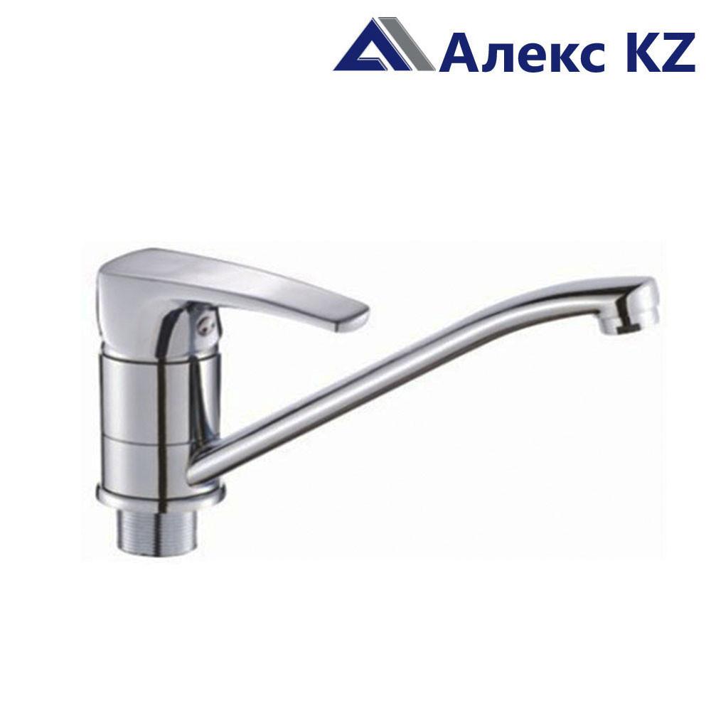 Смеситель KOLAG 1228  одноручный для кухни с поворотным изливом