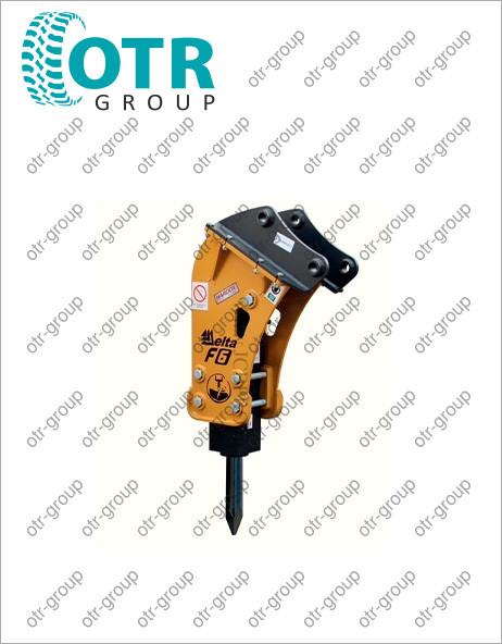 Гидромолот на экскаватор погрузчик CAT 446B