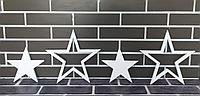 Фигура звезда из пенопласта