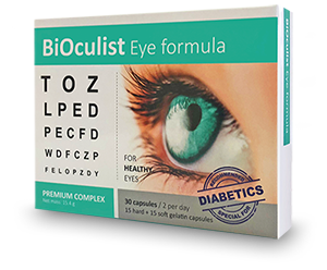 BIOculist (Биокулист) – капсулы для здоровья глаз