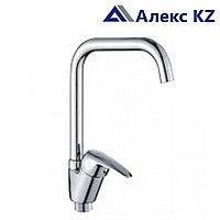 Смеситель KOLAG 1176  одноручный для кухни с высоким поворотным изливом