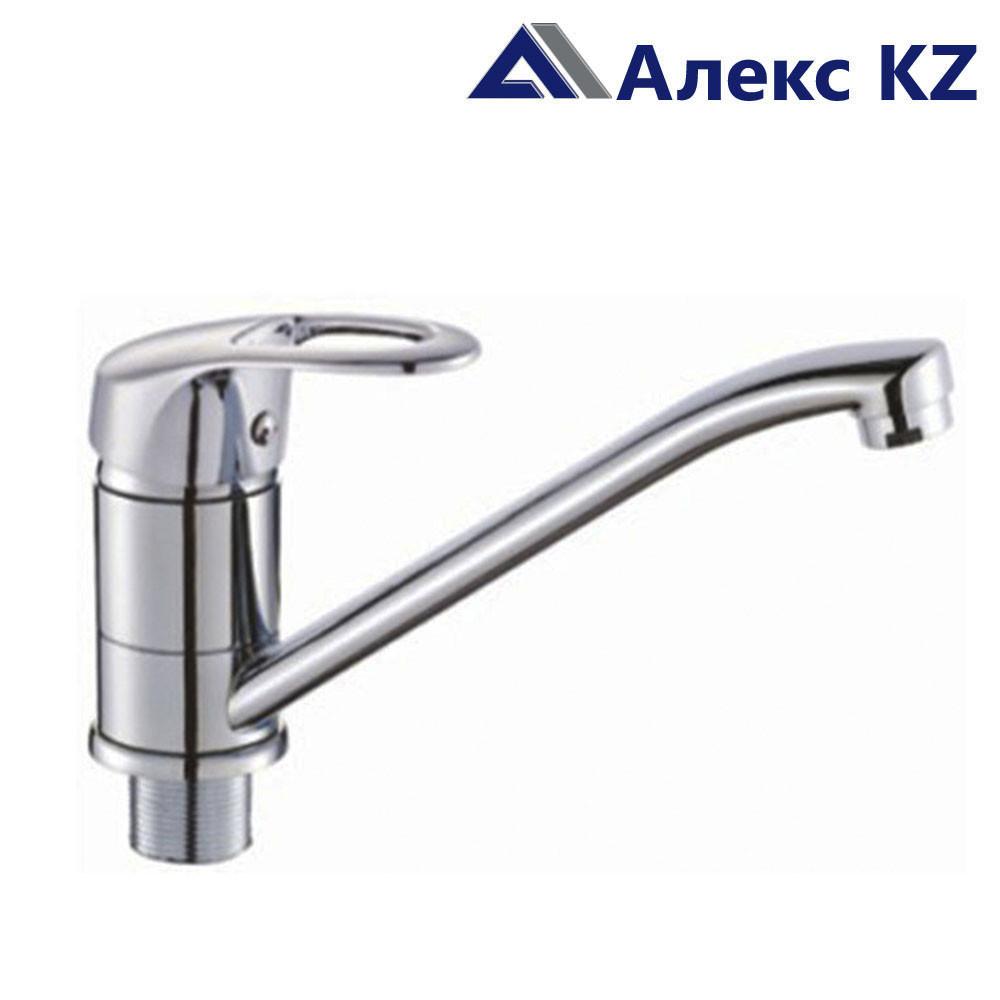 Смеситель KOLAG 1328 одноручный для кухни с поворотным изливом