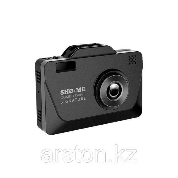 Видеорегистратор + радар-детектор Sho-Me Combo Drive Signature