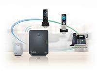 Новинка: телефон Yealink W41P с поддержкой технологии DECT