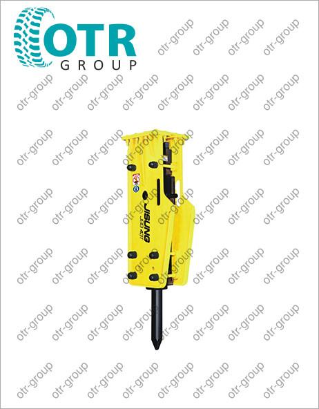 Гидромолот для колесного экскаватора TEREX TW 110