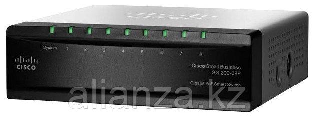 Коммутатор Cisco SB SLM2008PT-EU