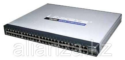 Коммутатор Cisco SB Linksys SRW248G4-K9-EU