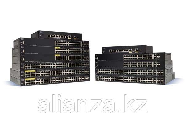 Коммутатор CISCO SG250-10P-K9-EU