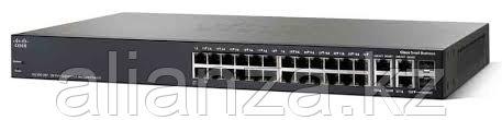 Коммутатор Cisco SB SG350-28P-K9-EU