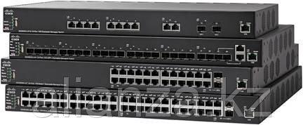 Коммутатор Cisco SB SG350X-48MP-K9-EU