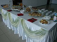 Фуршеты, кофе-брейки, пикники, банкеты в Алматы