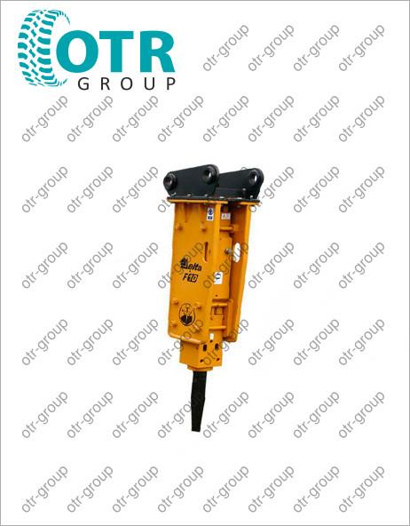 Гидромолот для колесного экскаватора JCB JS 160W