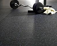Резиновое покрытие для тренажерных и фитнес залов, фото 1