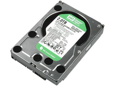 Жесткий диск Western Digital 2TB  Caviar Green WD20EADS