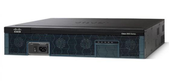 Маршрутизатор Cisco 2911-SEC/K9 (CISCO2911-SEC/K9)