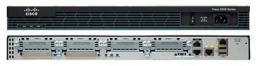 Маршрутизатор Cisco C2901-CME-SRST/K9 (C2901-CME-SRST/K9)