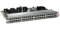 Модуль Cisco Catalyst WS-X4648-RJ45V+E