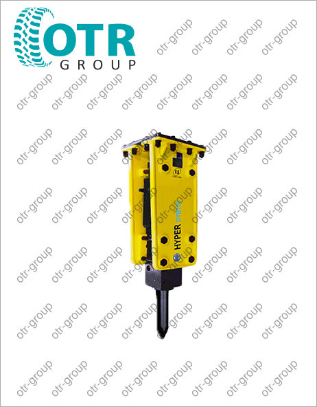 Гидромолот для гусеничного экскаватора LIUGONG CLG936LCIII