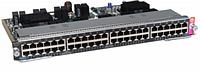 Модуль Cisco Catalyst WS-X4748-UPOE+E