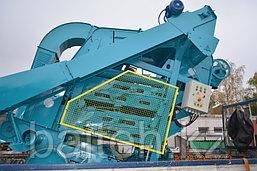 Очиститель вороха самопередвижной ОВС-25к, фото 2