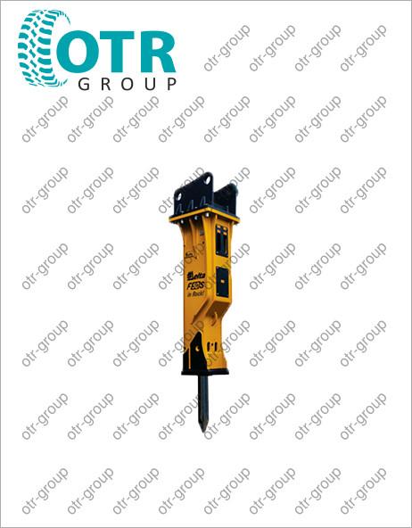 Гидромолот для гусеничного экскаватора Hidromek HMK 300 LCLR
