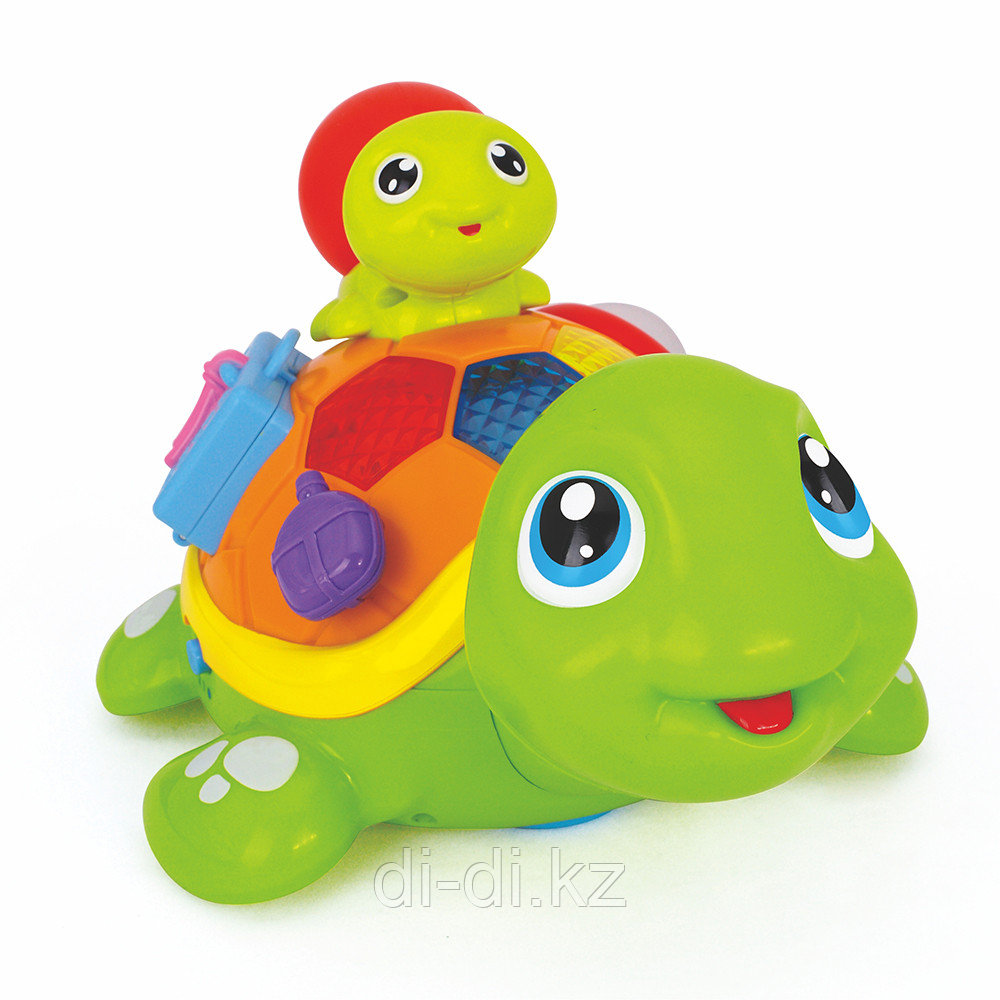 """Развивающая игрушка - """"Веселые черепашата"""""""