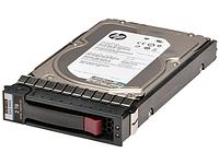"Жесткий диск HP 2TB 6Gb 7.2K 3.5"" SAS FC, 604081-001, AW555A"