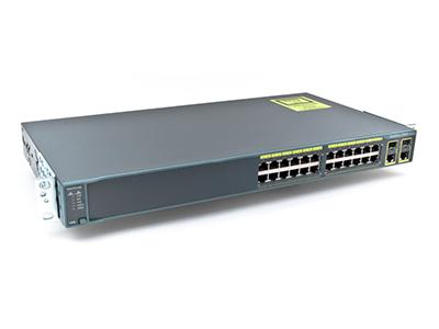 Коммутатор Cisco Catalyst WS-C2960+24PC-S