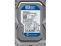 "Жесткий диск Western Digital Blue 500Gb 6G 7,2K 16Mb SATA 3.5"", WD5000AAKX-753CA1"