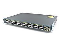 Коммутатор Cisco Catalyst WS-C2960R+48PST-L