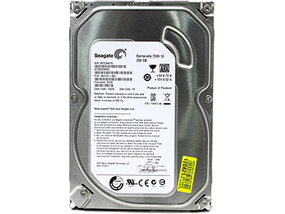 "Жесткий диск Seagate 250Gb 6G 7.2K 16Mb SATA 3.5"", ST250DM000"