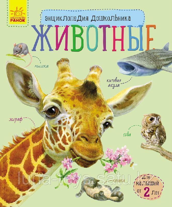 Энциклопедия дошкольника: Животные